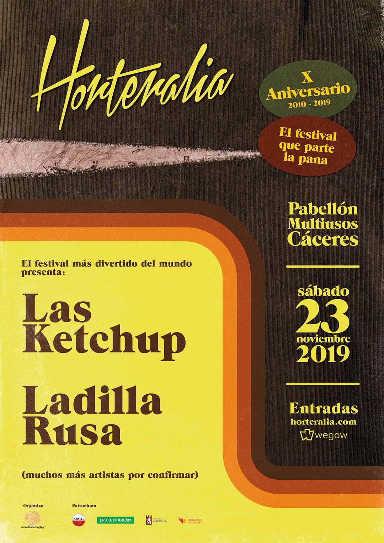 Cartel Horteralia 2019