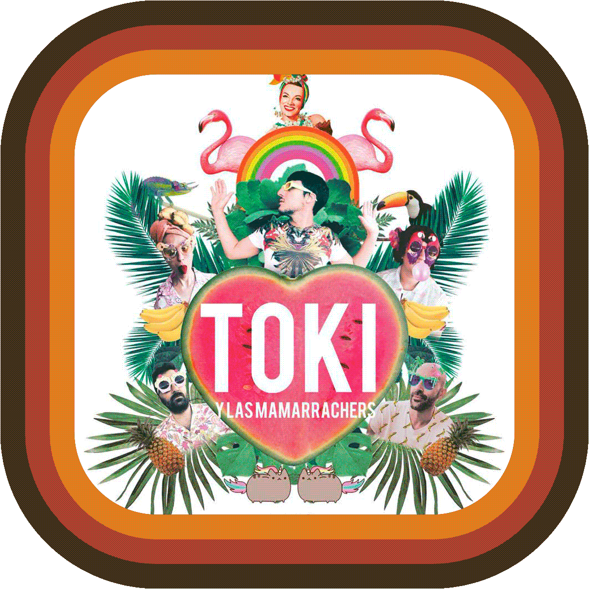 Tokio DJ & The Mamarrachers