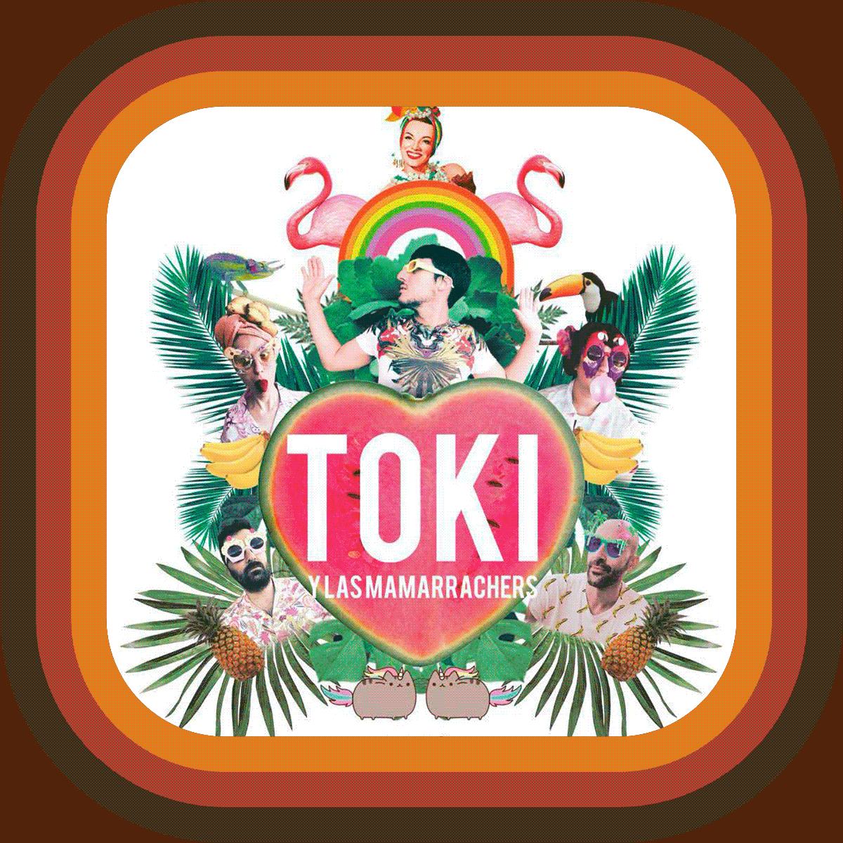 Tokio DJ & The Mamarrachers